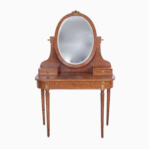 Petineuse Liberty Desk with Mirror in Briarwood, 1960s