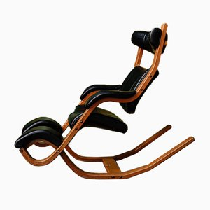 Vintage Rocking Chair by Peter Opsvik for Stokke, 1980s