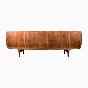 Danish Teak Sideboard by Johannes Andersen for Uldum Møbelfabrik, 1960s
