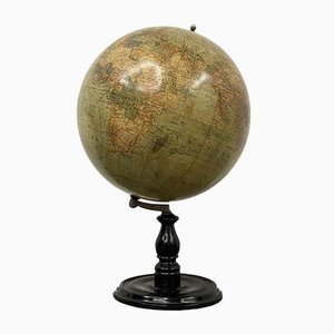 Antique Globe from Peter J. Oestergaard, 1900s