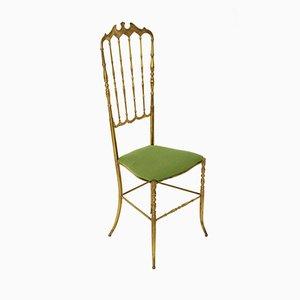 Italienischer Vintage Chiavari Stuhl, 1950er