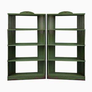 Shelves from Strafor, 1930s, Set of 2