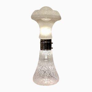 Italienische Mid-Century Space Age Stehlampe von Carlo Nason für Mazzega