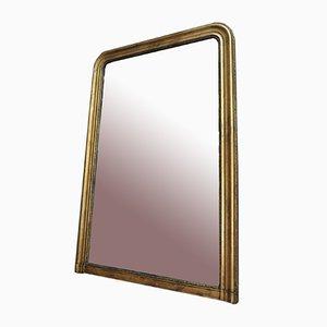 Giltwood Mirror, 19th-Century