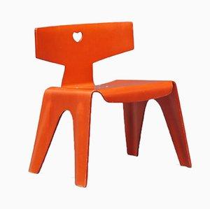 Chaise pour Enfant par Charles & Ray Eames pour Vitra, 2004