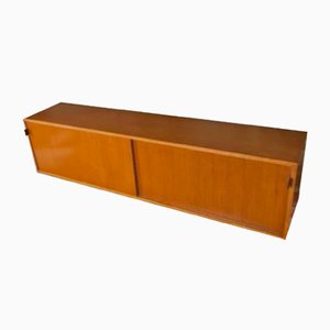 No. 123 Wall Hanging Cabinet by Florence Knoll Bassett for Knoll Inc. / Knoll International, 1960s