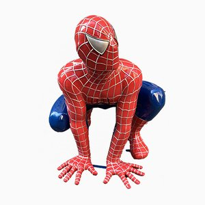 Spiderman Sculpture, 2000s