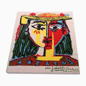 Pure Virgin Wool Tapestry by Pablo Picasso for Desso, 1996