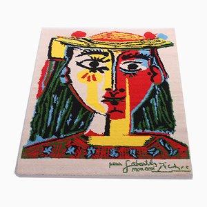 Purer Wandteppich aus Schurwolle von Pablo Picasso für Desso, 1996