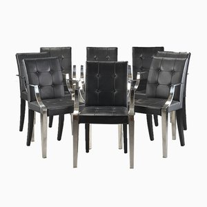 Monseigneur Dining Chairs by Philippe Starck for Driade, Set of 8