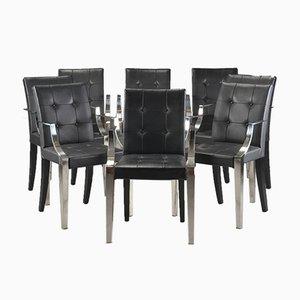 Monseigneur Esszimmerstühle von Philippe Starck für Driade, 8er Set