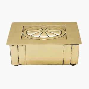 Art Deco Jewelry Box from WMF, 1920s