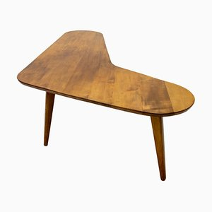 Dutch Boomerang Coffee Table from Bovenkamp, 1954