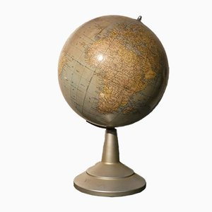 Vintage Italian Colonial Globe from Bolis Editore