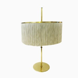Brass and Fringe Lamp by Hans-Agne Jakobsson for AB Markaryd
