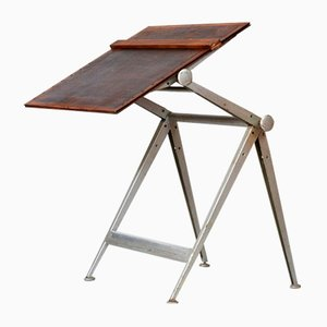 Reply Drafting Table by Wim Rietveld & Friso Kramer for Ahrend De Cirkel, 1963