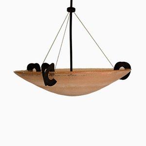 Lampe à Suspension Solune Vintage par Jean François Crochet pour Terzani