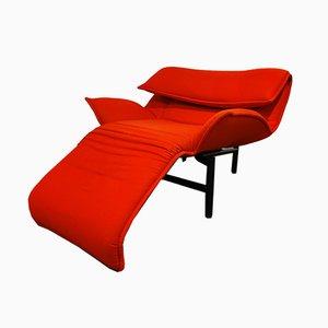 Vintage Veranda Sessel von Vico Magistretti für Cassina, 1980er