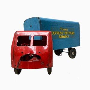 Tin Toy Truck, 1950s