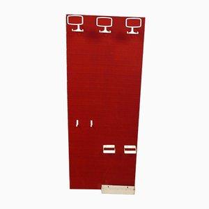 Vintage Red & White Rack