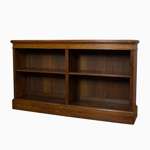 Large Antique Library Bookcase
