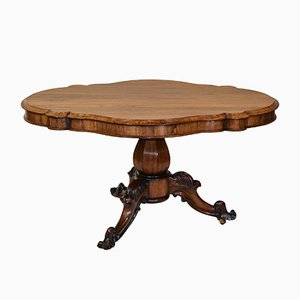 19th Century Rosewood Centre Tilt Top Table, 1860s