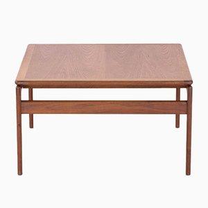 Mid-Century Scandinavian Teak Coffee Table from Troeds, 1960s