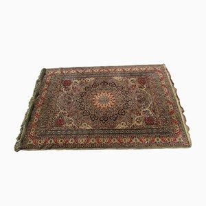 Large Antique Middle East Beige-Pink Carpet