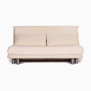 Cream Fabric 2-Seat Sofa Bed from Ligne Roset