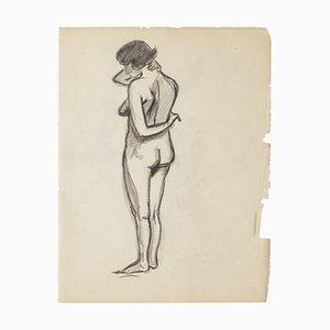 Aktstudien - Originalzeichnung - 20. Jahrhundert 20. Jahrhundert