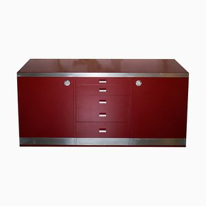 Willy Rizzo Vintage Sideboard, Italien, 1970er