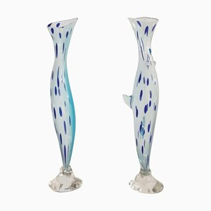 Vintage Sea Vases by Anna Gili, 1990s