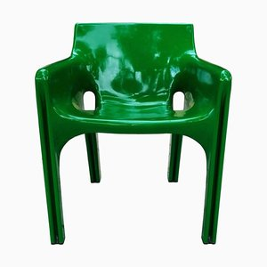 Model Gaudi Lounge Chair by Vico Magistretti for Artemide, 1970s