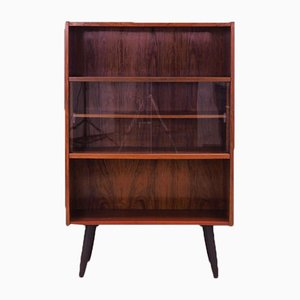 Danish Rosewood Wall Unit, 1970s