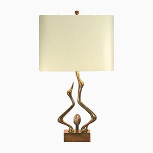 Lampe de Bureau par Willy Daro, 1970s