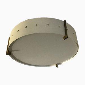 Lampada da soffitto Mid-Century di Bruno Gatta per Stilnovo