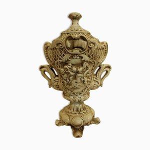 Vintage Covered Vase