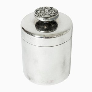 Silver Jar from GAB, 1946