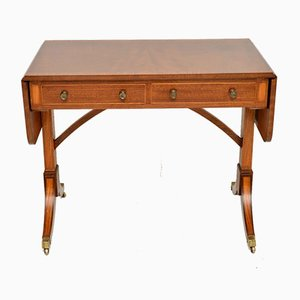 Antique Regency Style Mahogany Sofa Table