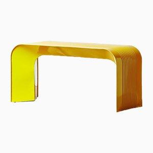 Paperthin Bench by Lennart Lauren