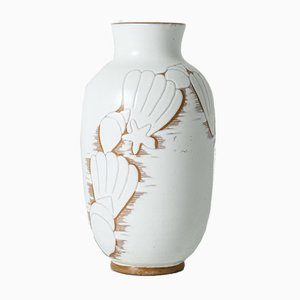 Earthenware Vase by Anna-Lisa Thomson for Upsala Ekeby, 1940s
