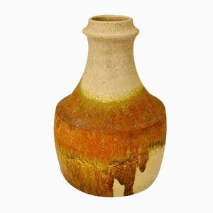 Large Ceramic Vase by Marcello Fantoni for Fantoni, 1950s