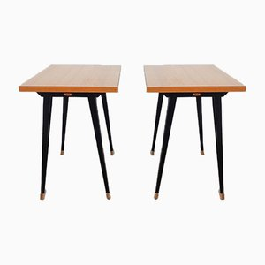 Side Tables in the Style of Friso Kramer from FOC, 1960s, Set of 2