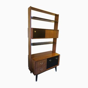 Mid-Century Adjustable Room Divider from G-Plan