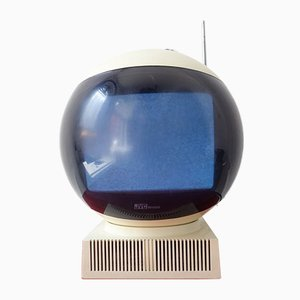 Nivico 3240SW Videosphere TV from JVC, 1970s