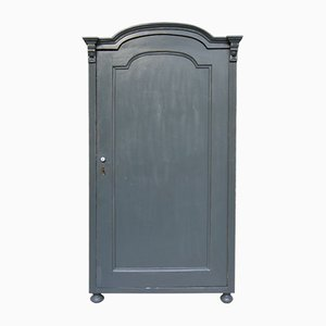 Antique Anthracite Cabinet