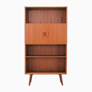 Danish Teak Bookcase from Denka, 1980s