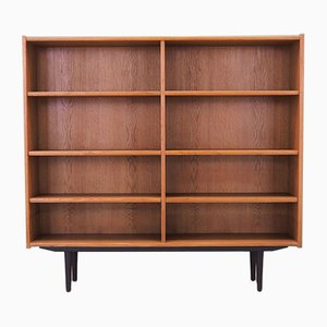 Danish Ash Wall Unit from Omann Jun, 1970s