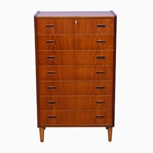 Large Danish Chest of Drawers from P. Westergaard Mobelfabrik., 1960s