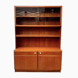 Vintage No. D511 Teak Highboard Cabinet